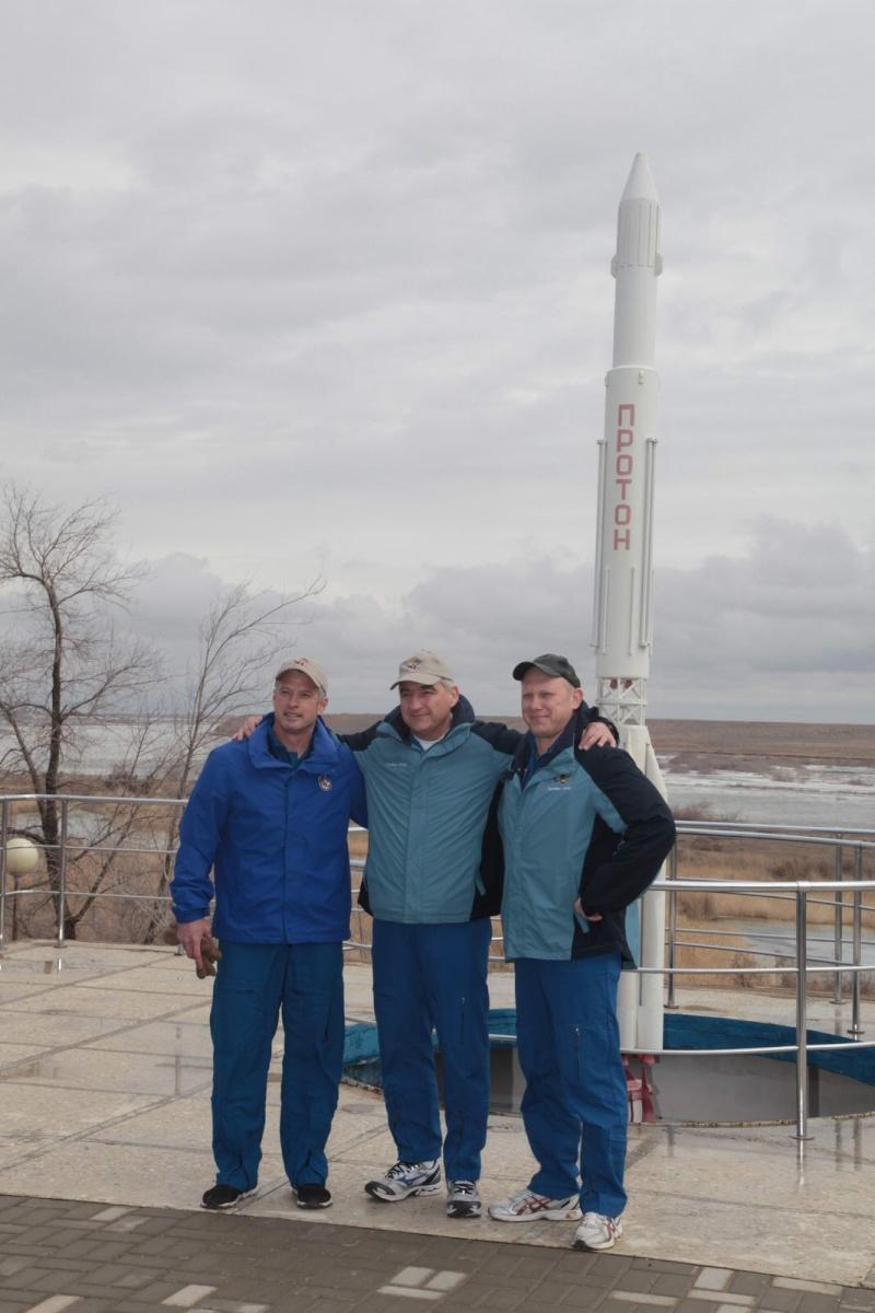 Lancement Soyouz-FG / Soyouz TMA-12M - 25 mars 2014 Soyuz212