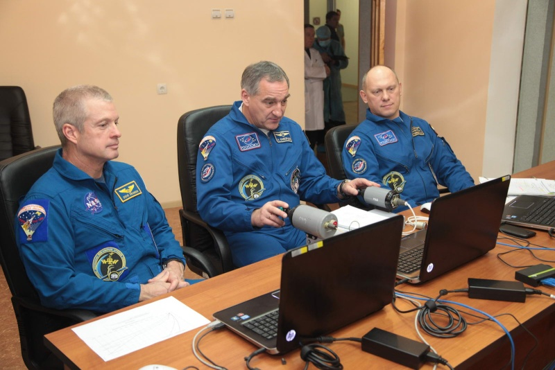 Lancement Soyouz-FG / Soyouz TMA-12M - 25 mars 2014 - Page 2 Soyuz213