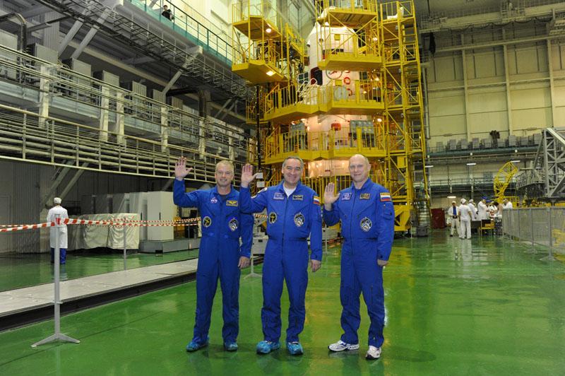 Lancement Soyouz-FG / Soyouz TMA-12M - 25 mars 2014 - Page 2 Soyuz217