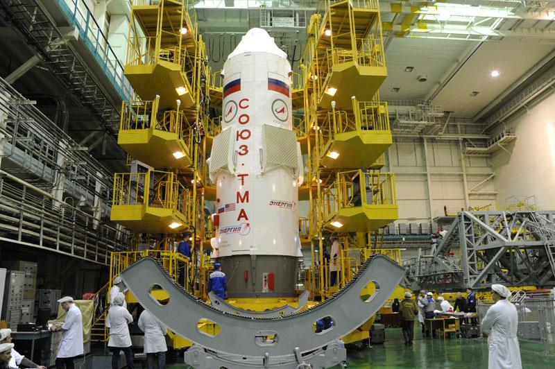 Lancement Soyouz-FG / Soyouz TMA-12M - 25 mars 2014 - Page 2 Soyuz223
