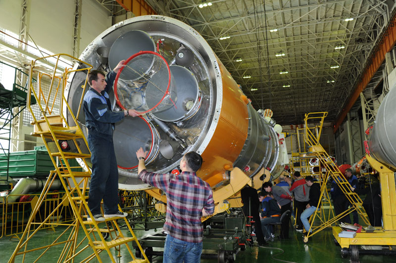 Lancement Soyouz-FG / Soyouz TMA-12M - 25 mars 2014 - Page 2 Soyuz224