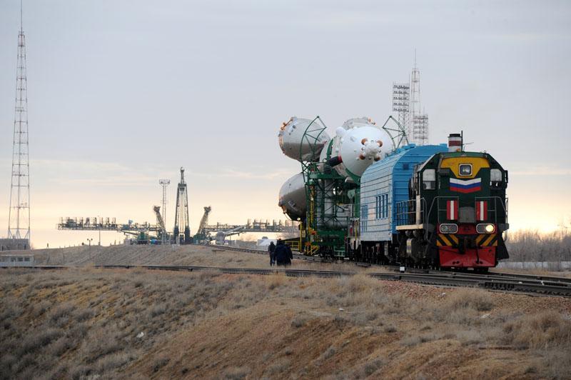 Lancement Soyouz-FG / Soyouz TMA-12M - 25 mars 2014 - Page 2 Soyuz242