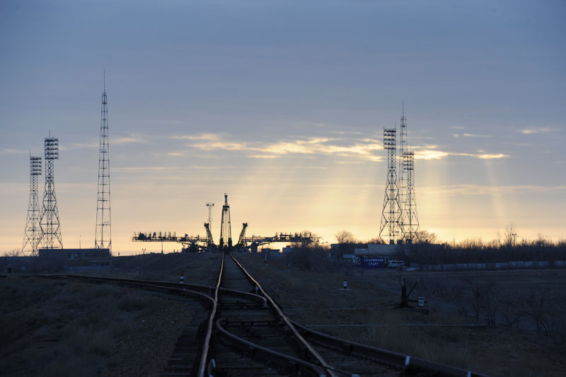Lancement Soyouz-FG / Soyouz TMA-12M - 25 mars 2014 - Page 2 Soyuz243