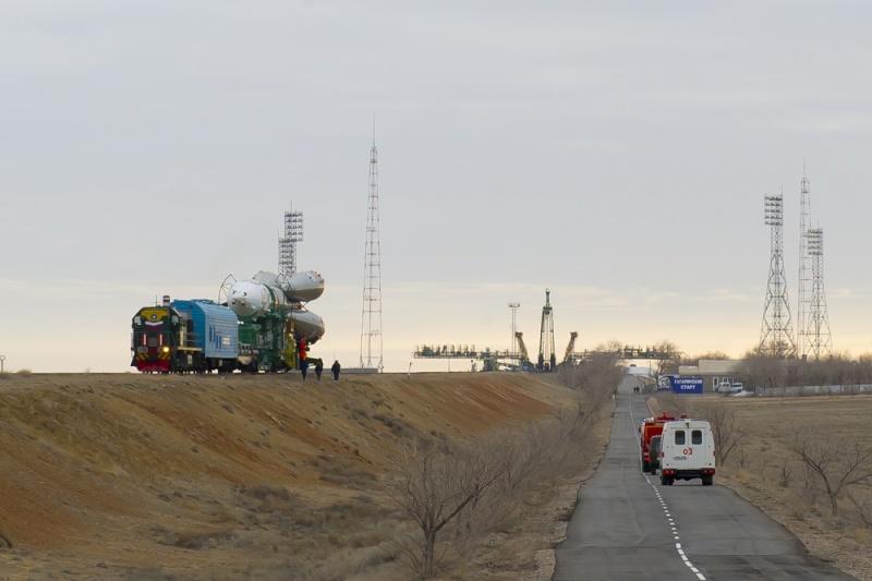 Lancement Soyouz-FG / Soyouz TMA-12M - 25 mars 2014 - Page 2 Soyuz248