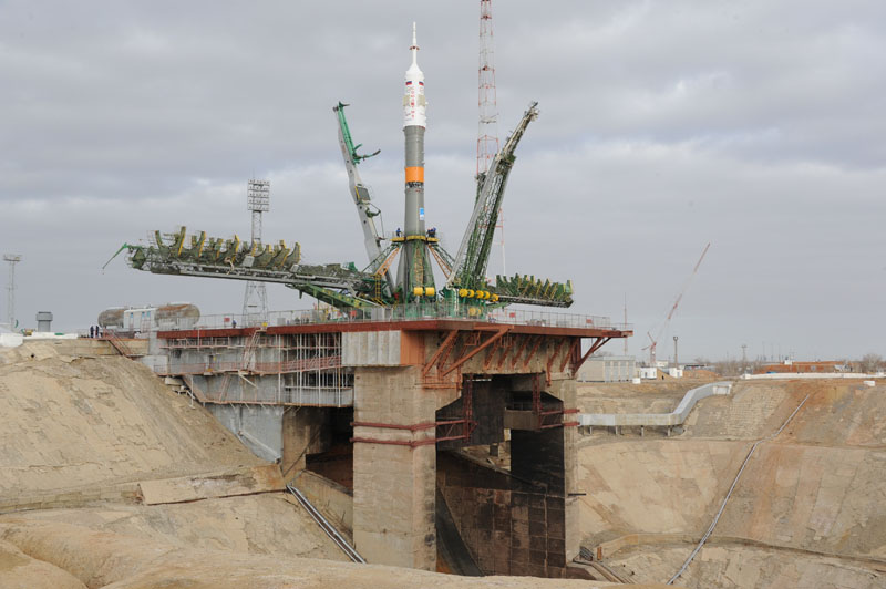 Lancement Soyouz-FG / Soyouz TMA-12M - 25 mars 2014 - Page 2 Soyuz249