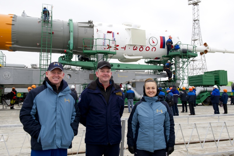 Lancement Soyouz-FG / Soyouz TMA-12M - 25 mars 2014 - Page 2 Soyuz252