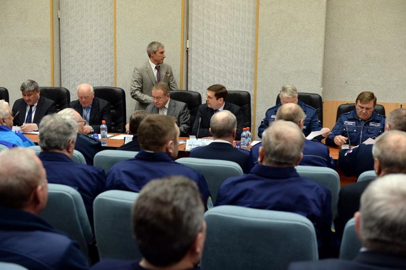 Lancement Soyouz-FG / Soyouz TMA-12M - 25 mars 2014 - Page 3 Soyuz257