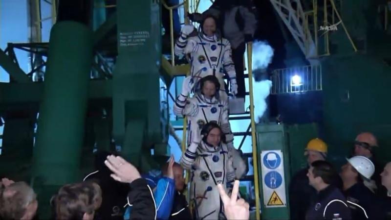 Lancement Soyouz-FG / Soyouz TMA-12M - 25 mars 2014 - Page 3 Soyuz268