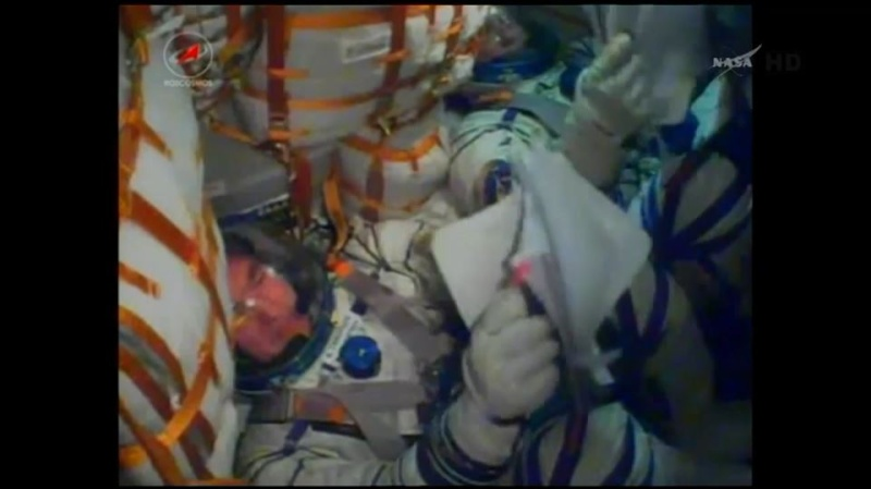 Lancement Soyouz-FG / Soyouz TMA-12M - 25 mars 2014 - Page 4 Soyuz272