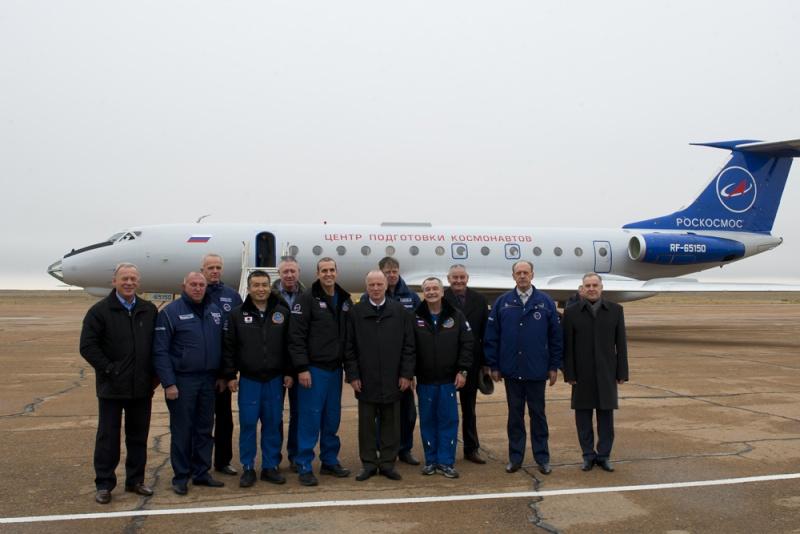 Lancement & retour sur terre de Soyouz TMA-11M  Soyuz_44