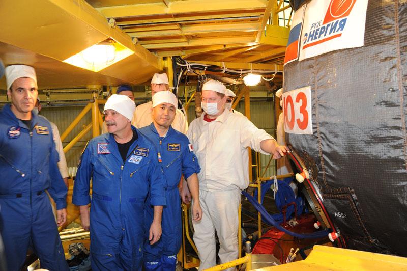 Lancement & retour sur terre de Soyouz TMA-11M  Soyuz_46