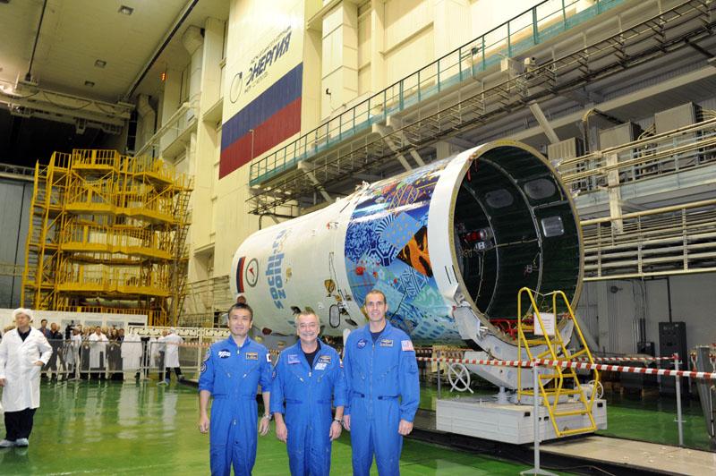 Lancement & retour sur terre de Soyouz TMA-11M  Soyuz_47