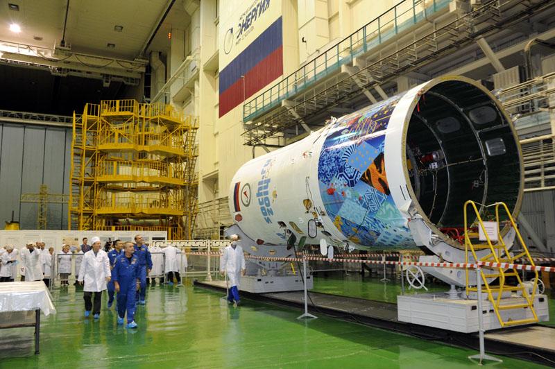 Lancement & retour sur terre de Soyouz TMA-11M  Soyuz_48