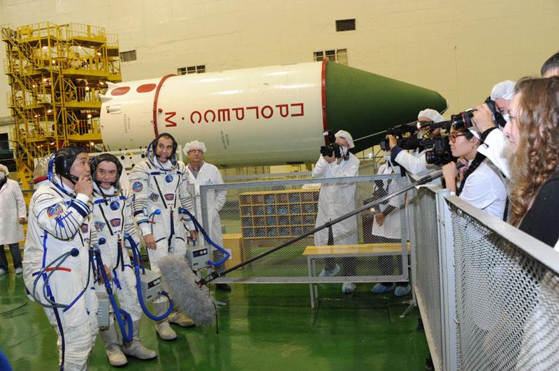 Lancement & retour sur terre de Soyouz TMA-11M  Soyuz_52