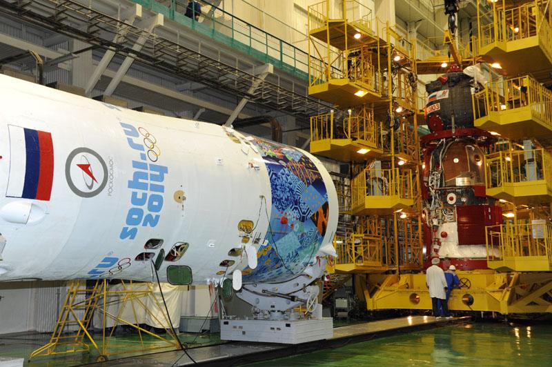 Lancement & retour sur terre de Soyouz TMA-11M  Soyuz_61