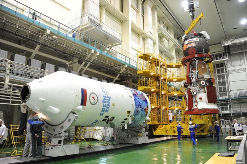 Lancement & retour sur terre de Soyouz TMA-11M  Soyuz_62