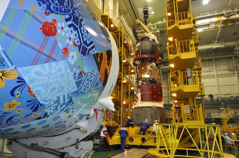 Lancement & retour sur terre de Soyouz TMA-11M  Soyuz_67