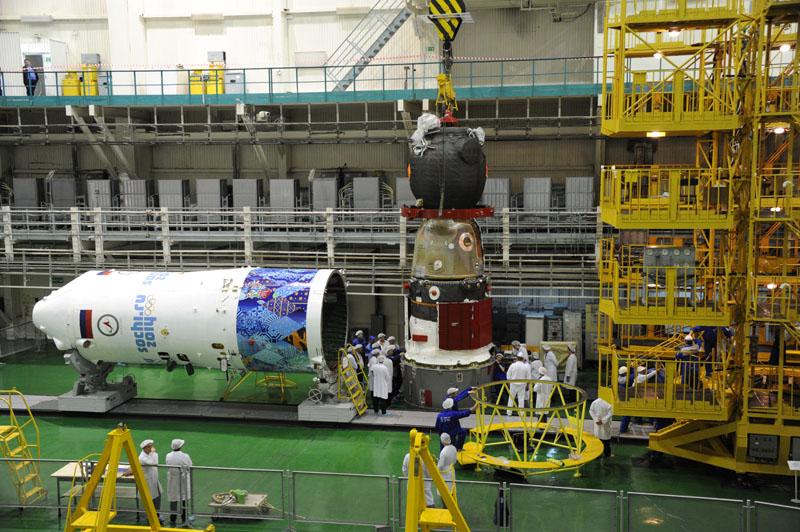 Lancement & retour sur terre de Soyouz TMA-11M  Soyuz_68