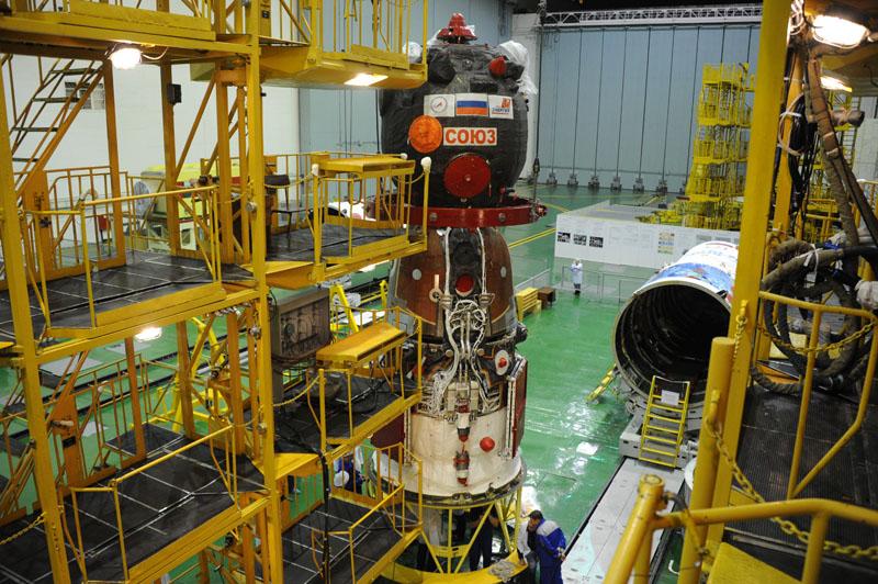 Lancement & retour sur terre de Soyouz TMA-11M  Soyuz_69