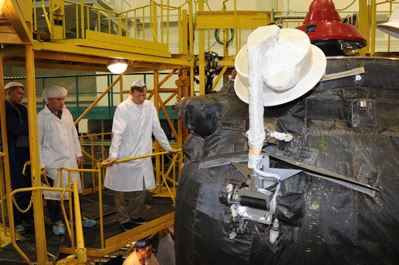 Lancement & retour sur terre de Soyouz TMA-11M  Soyuz_75