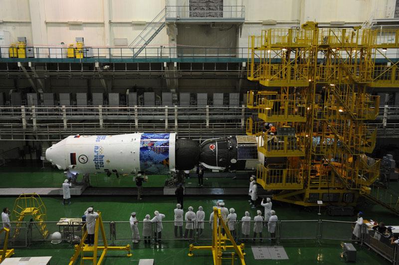 Lancement & retour sur terre de Soyouz TMA-11M  Soyuz_77