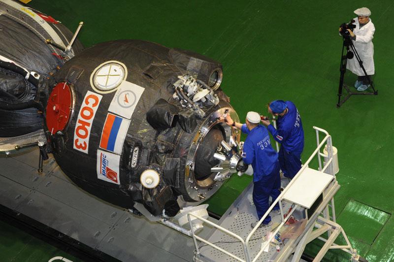 Lancement & retour sur terre de Soyouz TMA-11M  Soyuz_78