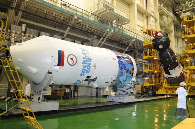 Lancement & retour sur terre de Soyouz TMA-11M  Soyuz_81