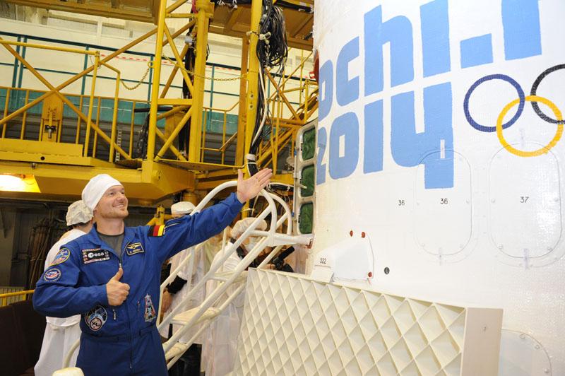 Lancement & retour sur terre de Soyouz TMA-11M  Soyuz_91