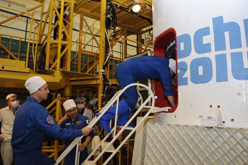 Lancement & retour sur terre de Soyouz TMA-11M  Soyuz_95