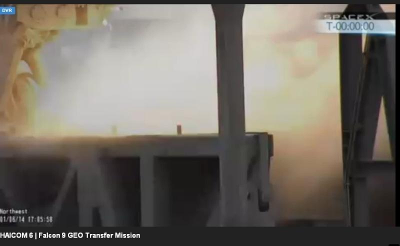 Lancement Falcon 9  / Thaicom 6 - 6 janvier 2014  - Page 2 Thaico10