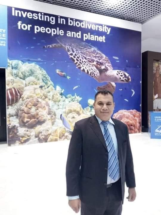 تكريم قيادات الأمن في مؤتمر التنوع البيولوجي بشرم الشيخ F060ed11