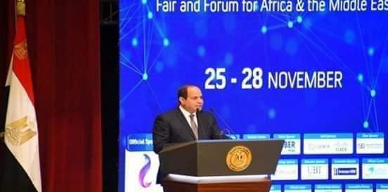 السيسى يطلق جائزة مصر لتطبيقات الخدمات الحكومية بقيمة مليون جنيه        كتبت: مروه حسن  Receiv22