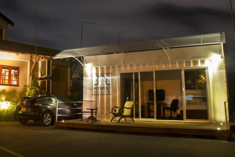 Hybrid Homes unveils 'Hybrid Chalet' at RCGC Hybrid10