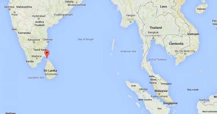Where Was the MH370 Headed? Sri Lanka? Screen11
