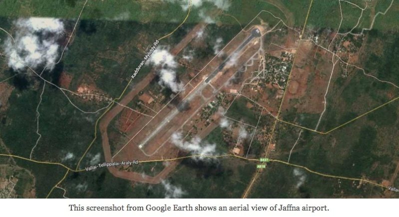 Where Was the MH370 Headed? Sri Lanka? Screen12