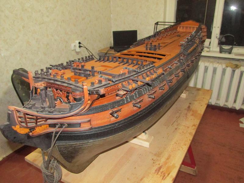 HMS Cumberland 1774, 1:36  - Page 4 Img_0410