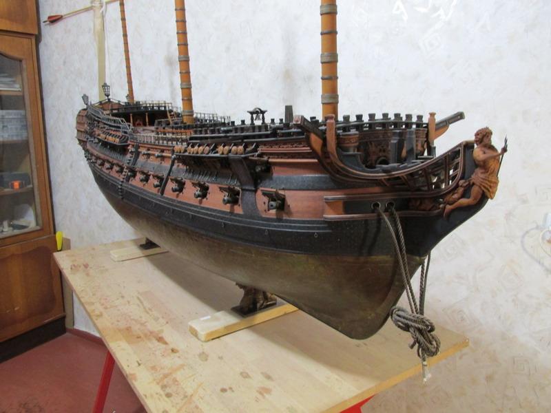 HMS Cumberland 1774, 1:36  - Page 4 Img_0610