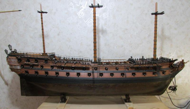 HMS Cumberland 1774, 1:36  - Page 4 Img_0611