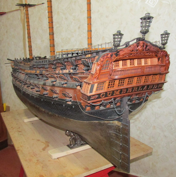 HMS Cumberland 1774, 1:36  - Page 4 Img_0612