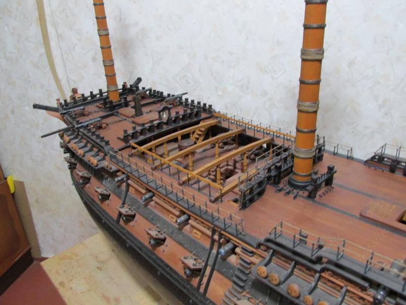 HMS Cumberland 1774, 1:36  - Page 4 Img_0614