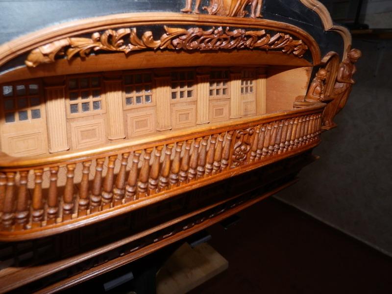HMS Cumberland 1774, 1:36  Pa242515
