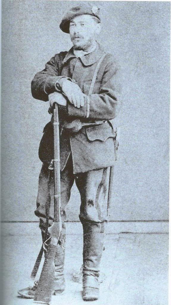 Fusil Colt modèle 1861 - Page 2 2-fran10