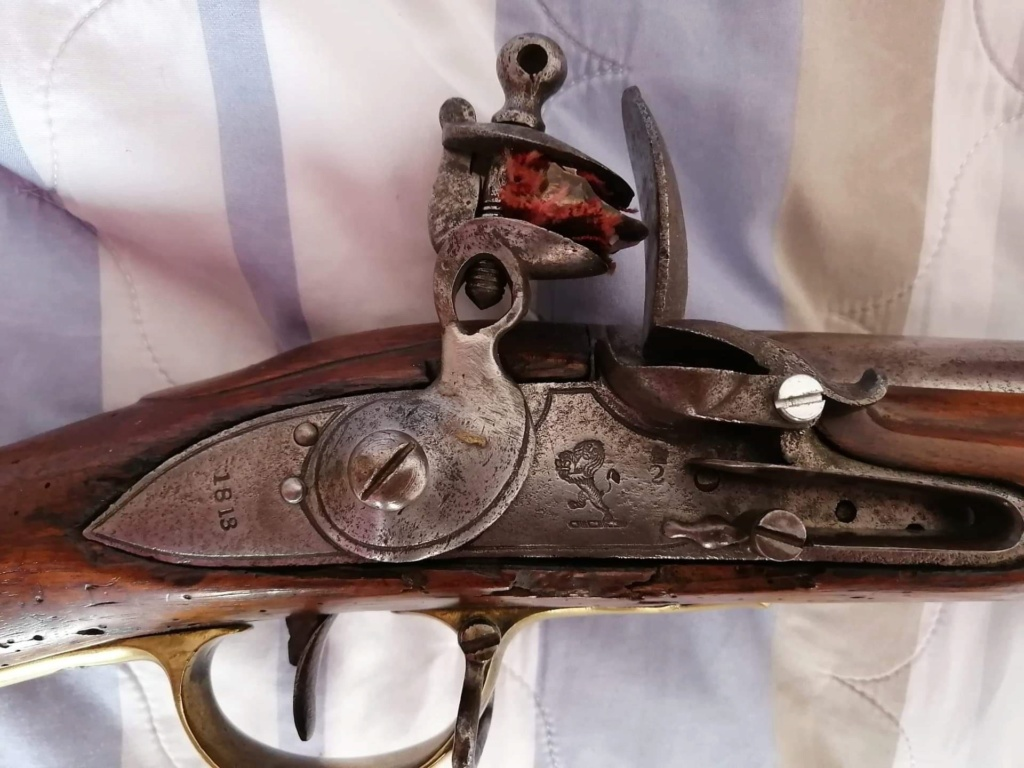 Brown Bess B10