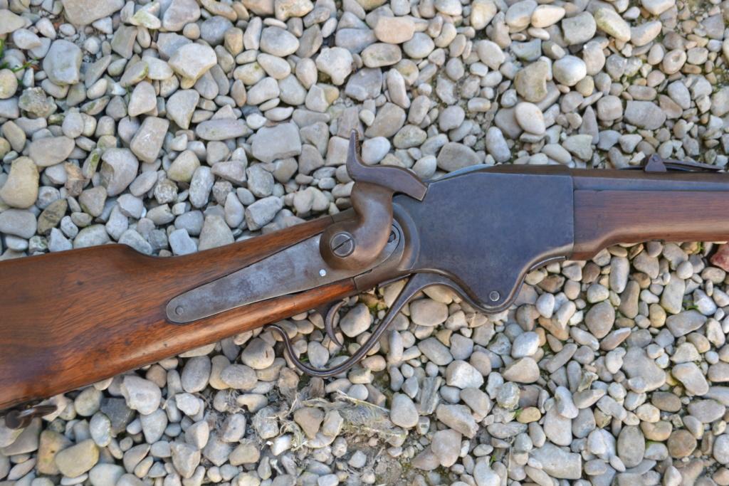 Le SPENCER Rifle Mod 1865 Dsc_0115