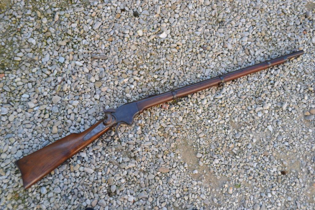 Le SPENCER Rifle Mod 1865 Dsc_0116
