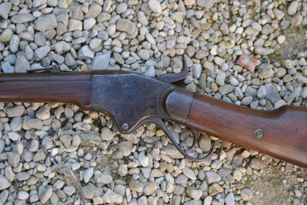 Le SPENCER Rifle Mod 1865 Dsc_0117