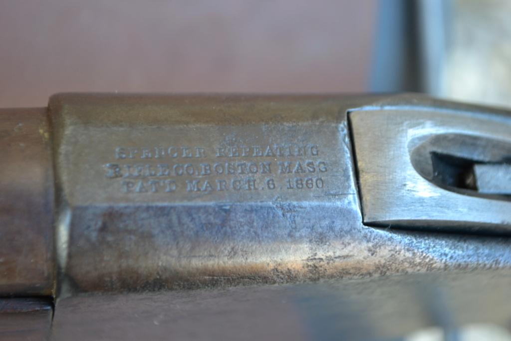 Le SPENCER Rifle Mod 1865 Dsc_0118
