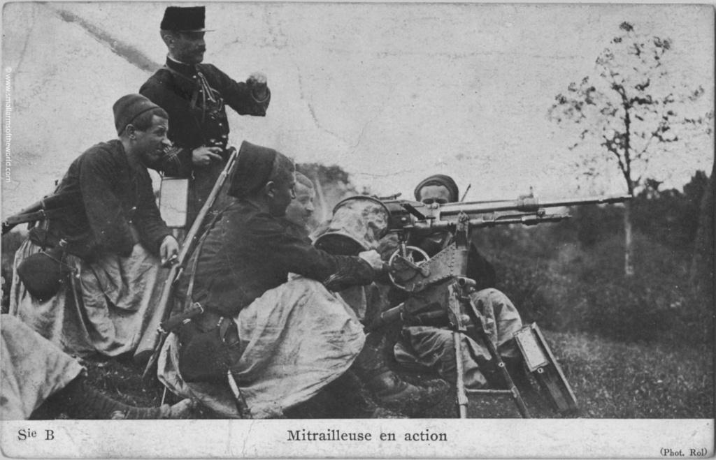 "Mitrailleuse mdle 1907 T ''St Étienne""  Large_10"