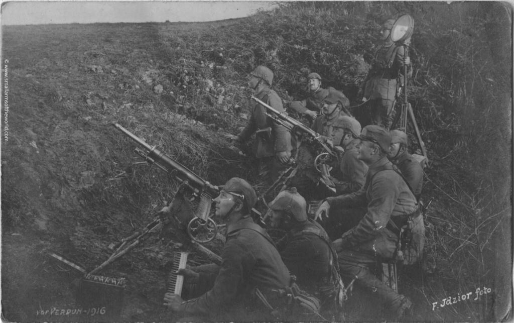 """""""Beutewaffen"""" Armes de Prise des """"Centraux"""" en 14/18 Large_11"""
