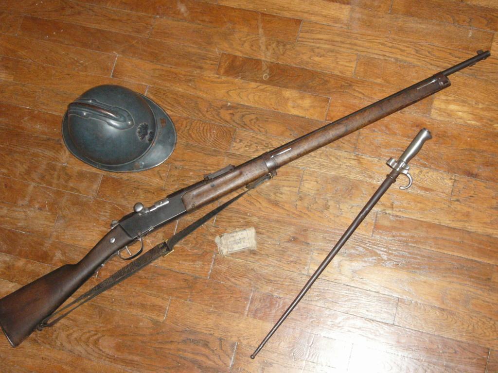 Photos des Fusil Lebel 1886 M 93 - Page 3 Lebel10